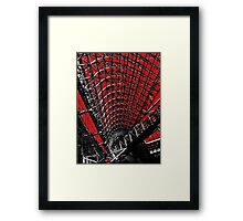 Japan Noir 7 Framed Print