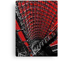Japan Noir 7 Canvas Print