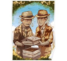 The Beekeeper Detectives Poster