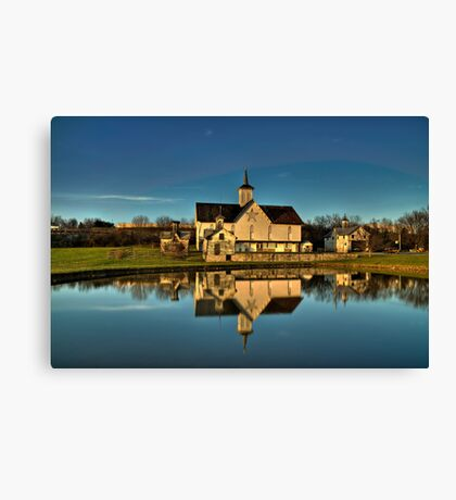Star Barn-Middletown, PA Canvas Print