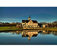 Star Barn-Middletown, PA Photographic Print