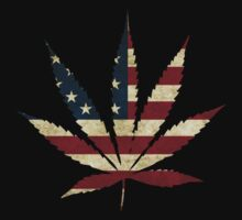 United States - Legalize Marijuana by Gustavinlavin