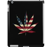 United States - Legalize Marijuana iPad Case/Skin