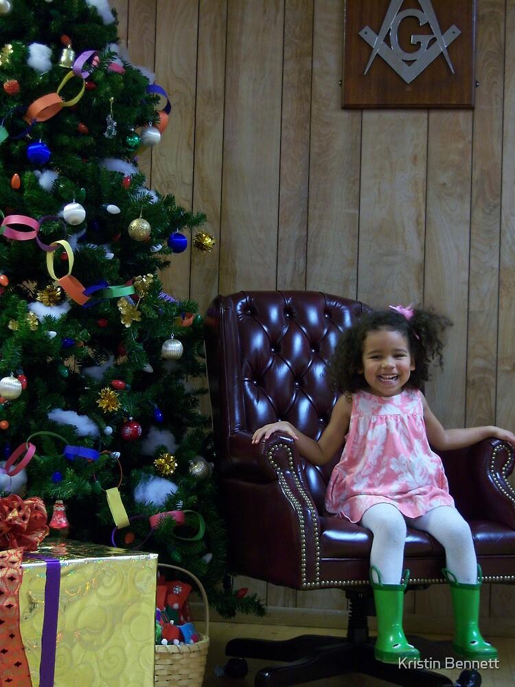 Alki Lodge Santa 001 by Kristin Bennett