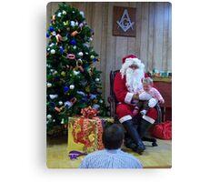 Santa Alki Lodge 2280 Canvas Print