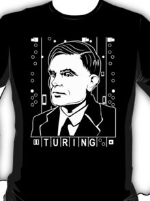Alan Turing Tribute T-Shirt