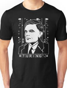 Alan Turing Tribute Unisex T-Shirt