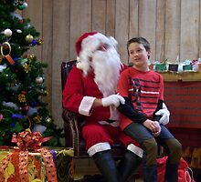 Alki Lodge Santa 2290 by Kristin Bennett