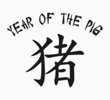 Chinese New Year of The Pig by ChineseZodiac