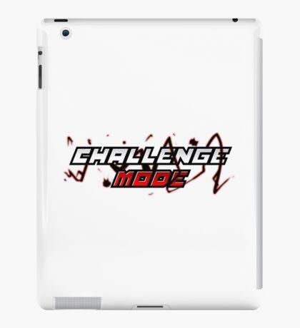 Challenge Mode! iPad Case/Skin