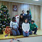 Alki Lodge Santa 2315 by Kristin Bennett