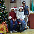Alki Lodge Santa 2324 by Kristin Bennett