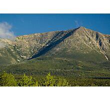 Mt. Katahdin  Photographic Print