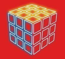 Neon Rubix Remix Kids Clothes