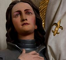 JOAN OF ARC by karo