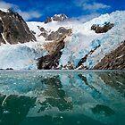 Northwestern Glacier Reflected by Bob Moore