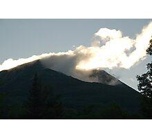 Early Morning Mt. Katahdin Photographic Print
