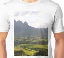 an amazing Mauritius landscape Unisex T-Shirt