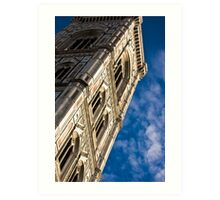 Beautiful Day - Florence, Italy Art Print