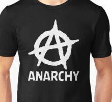 Anarchy Funny TShirt Epic T-shirt Humor Tees Cool Tee Unisex T-Shirt