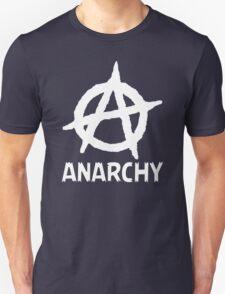 Anarchy Funny TShirt Epic T-shirt Humor Tees Cool Tee T-Shirt