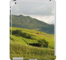 an inspiring Mauritius landscape iPad Case/Skin