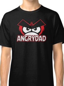 Angry Dad Funny TShirt Epic T-shirt Humor Tees Cool Tee Classic T-Shirt
