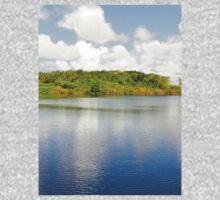 a wonderful Mauritius landscape One Piece - Long Sleeve