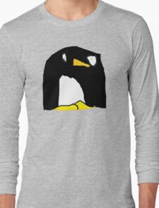 Dave the Penguin Long Sleeve T-Shirt