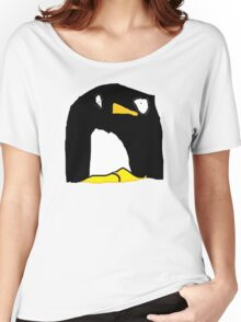 Dave the Penguin Women's Relaxed Fit T-Shirt