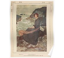 Shakespeare's Comedy of The Tempest - Art by Edmund Dulac - 1915 - 0031 - Prospero - What seest thou else Poster