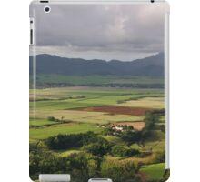 an incredible Mauritius landscape iPad Case/Skin