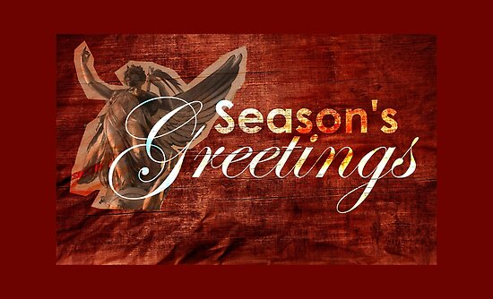 Season's Greetings by Claire Elford