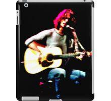 CC acoustic iPad Case/Skin