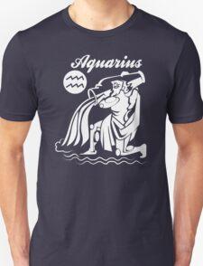Aquarius Funny TShirt Epic T-shirt Humor Tees Cool Tee T-Shirt