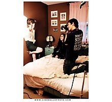 Party In Lisa's Room! Photographic Print