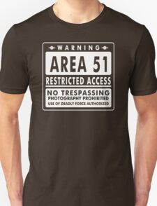 Area 51 Funny TShirt Epic T-shirt Humor Tees Cool Tee T-Shirt