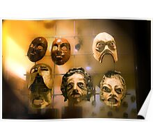 The Masks Poster