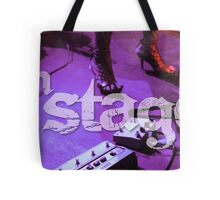 On Stage - Poster Tote Bag