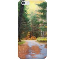 Beginning Of A Beautiful Day iPhone Case/Skin