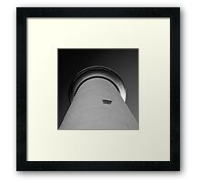 top of the world.. Framed Print