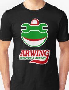 Arwing Service and Repair Funny TShirt Epic T-shirt Humor Tees Cool Tee Unisex T-Shirt