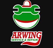 Arwing Service and Repair Funny TShirt Epic T-shirt Humor Tees Cool Tee Unisex T-Shirt