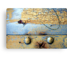 The Fish and The Hook Canvas Print