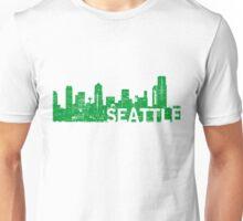 Seattle the Emerald City Unisex T-Shirt