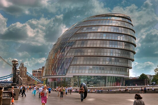 City Hall: London. by DonDavisUK