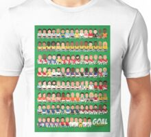 Goal Legends Unisex T-Shirt