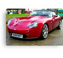 TVR in Ards? Canvas Print
