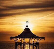 Southsea Sunset by sophiecowdrey
