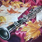 Melody of Fall  by Valentina Gatewood